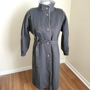 Electre Paris Vintage Wool Coat